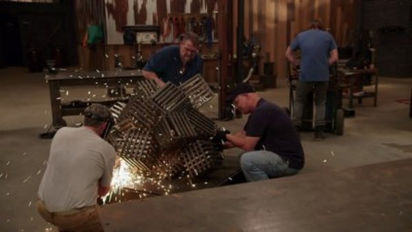 forged in fire - season 5 episode 14 - the lion spear