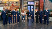 Rachael Ray - Episode 45 - Incredible MP Sergeant Makeover + Air Force Vet Sunny Anderson...