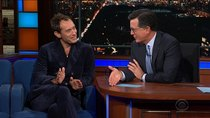 The Late Show with Stephen Colbert - Episode 39 - Jude Law, Amy Klobuchar