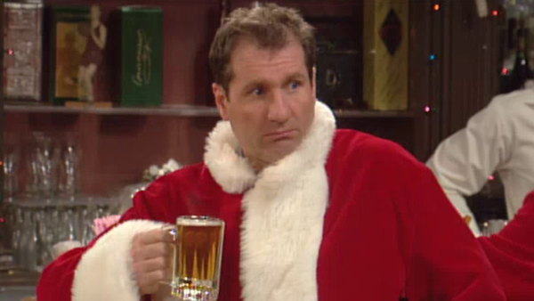 Married With Children Christmas.Married With Children Season 7 Episode 12