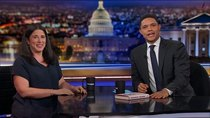 The Daily Show - Episode 18 - Rebecca Traister