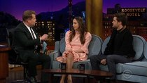 The Late Late Show with James Corden - Episode 34 - Zoe Kazan, Jack Whitehall, Chloe x Halle