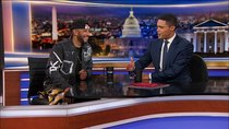 The Daily Show - Episode 19 - Swizz Beatz