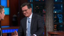 The Late Show with Stephen Colbert - Episode 43 - Alexander Skarsgård, Triumph The Insult Comic Dog, Big Red Machine