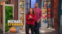 Rachael Ray - Episode 46 - Michael Strahan Reveals Why He Won't Let Twin Daughters Date...