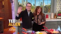 Rachael Ray - Episode 47 - Friendsgiving Recipes: Baked Rigatoni with Pumpkin, Cranberry...