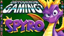 Did You Know Gaming? - Episode 288 - Spyro The Dragon (Spyro Reignited Trilogy)