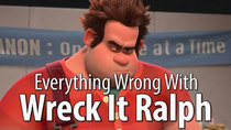 CinemaSins - Episode 89 - Everything Wrong With Wreck-It Ralph