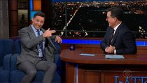 The Late Show with Stephen Colbert - Episode 44 - Hugh Jackman, Jeff Tweedy, Six-String Soldiers