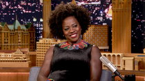 The Tonight Show Starring Jimmy Fallon - Episode 31 - Viola Davis, Wyatt Russell, Muse