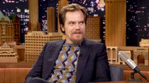 The Tonight Show Starring Jimmy Fallon - Episode 32 - Michael Shannon, Ashley Graham, The Struts & Kesha