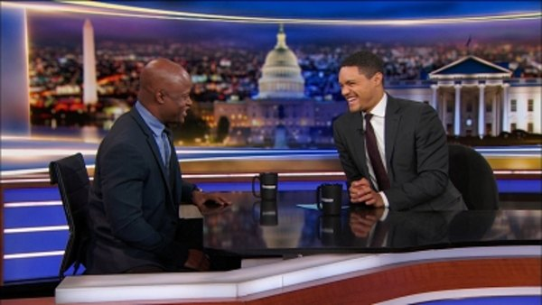 The Daily Show - S24E22 - Maurice Ashley