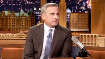 The Tonight Show Starring Jimmy Fallon - Episode 33 - Steve Carell, Eric Bana, Troye Sivan