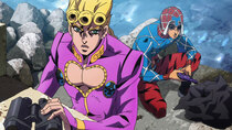 JoJo no Kimyou na Bouken: Ougon no Kaze - Episode 7 - Six Bullets Appears, Part 1