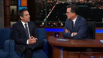 The Late Show with Stephen Colbert - Episode 47 - Ben Stiller, Jemele Hill, Jorja Smith