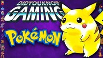 Did You Know Gaming? - Episode 289 - Obscure Pokemon Facts (Nintendo)