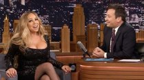 The Tonight Show Starring Jimmy Fallon - Episode 34 - Benicio Del Toro, Mariah Carey, Ty Dolla $ign