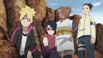 Boruto: Naruto Next Generations - Episode 82 - Infiltrating the Hidden Stone Village