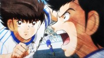 Captain Tsubasa - Episode 34 - Fierce Battle Opening! Tournament Start