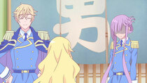 Beelzebub-jou no Oki ni Mesu Mama. - Episode 7 - The Pandemonium Baths Are Great. You Should Visit. / I Want to...