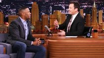 The Tonight Show Starring Jimmy Fallon - Episode 36 - Michael Strahan, Michael Angarano, Takeoff