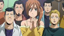 Hinomaru Zumou - Episode 8 - What's Done Is Done