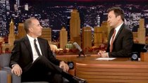 The Tonight Show Starring Jimmy Fallon - Episode 38 - Jerry Seinfeld, Brian Regan, Robert Irwin, Bob Dylan