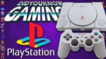 Did You Know Gaming? - Episode 290 - PlayStation 1 (PS1)