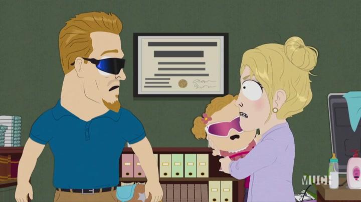 Screencaps of South Park Season 22 Episode 8
