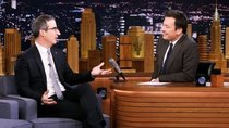 The Tonight Show Starring Jimmy Fallon - Episode 40 - John Oliver, Rachel Brosnahan, Mike WiLL Made-It, Swae Lee, Young...
