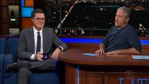 The Late Show with Stephen Colbert - Episode 53 - Jon Stewart, Neil deGrasse Tyson, Jake Tapper, Kerry Washington,...