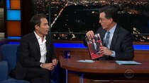 The Late Show with Stephen Colbert - Episode 54 - Eric McCormack, David Alan Grier, Sara Bareilles