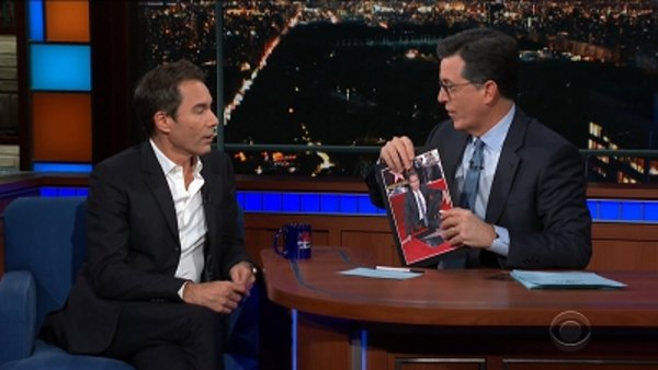 The Late Show with Stephen Colbert - S04E54 - Eric McCormack, David Alan Grier, Sara Bareilles