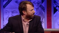 Have I Got News for You - Episode 7 - David Mitchell, Andy Hamilton, Deborah Frances-White