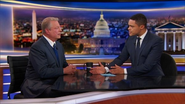 The Daily Show - S24E26 - Al Gore