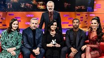 The Graham Norton Show - Episode 9 - Steve Carell, Dawn French, Michael B Jordan, Ruth Wilson, Cheryl