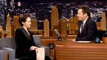 The Tonight Show Starring Jimmy Fallon - Episode 42 - Claire Foy, Mike Birbiglia, Jourdain Fisher