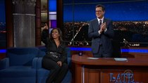 The Late Show with Stephen Colbert - Episode 56 - Michelle Obama, Common