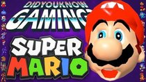 Did You Know Gaming? - Episode 291 - Obscure Mario Facts