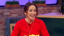 Rachael Ray - Episode 60 - Patricia Heaton Shares What's In Her Suitcase When She Travels...