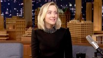 The Tonight Show Starring Jimmy Fallon - Episode 45 - Saoirse Ronan, Russell Westbrook, Alessia Cara
