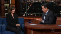 The Late Show with Stephen Colbert - Episode 59 - Jeff Daniels, Emily Mortimer