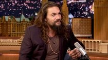 The Tonight Show Starring Jimmy Fallon - Episode 47 - Jason Momoa, J.K. Simmons, Joe Machi