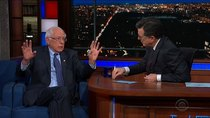 The Late Show with Stephen Colbert - Episode 60 - Bernie Sanders, Chris Gethard