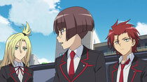 Cardfight!! Vanguard - Episode 32 - First Exchange Match