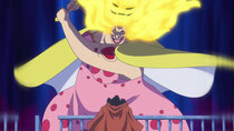 One Piece - Episode 864 - Finally, They Clash! The Emperor of the Sea vs. the Straw Hats!