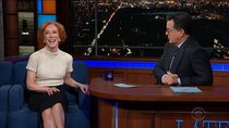 The Late Show with Stephen Colbert - Episode 61 - Kathy Griffin, Emma Willmann