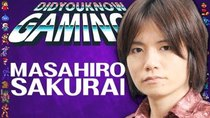 Did You Know Gaming? - Episode 292 - Masahiro Sakurai: From Kirby to Super Smash Bros Ultimate