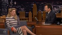 The Tonight Show Starring Jimmy Fallon - Episode 48 - Ice Cube, Amber Heard, Elvis Duran