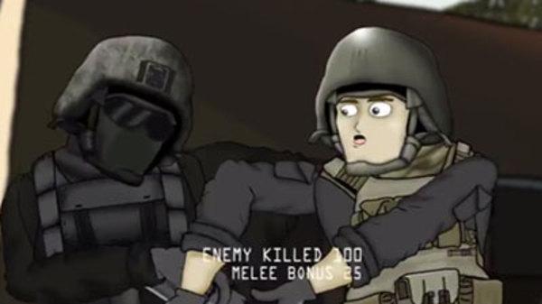 Battlefield Friends Season 4 Episode 2